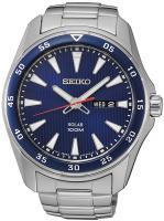 Zegarek męski Seiko solar SNE391P1 - duże 1