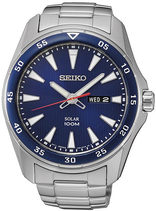SNE391P1 - zegarek męski - duże 3