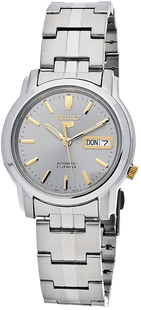 Zegarek Seiko SNKK67K1 - duże 1
