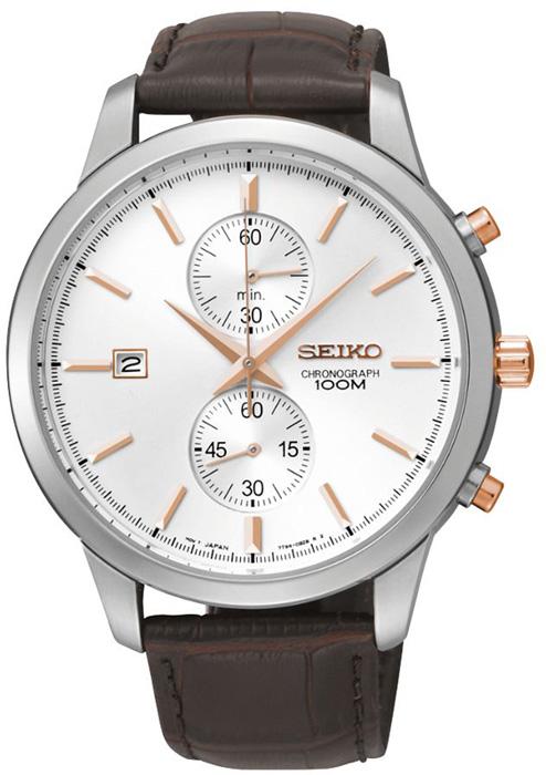 Zegarek Seiko SNN277P1 - duże 1