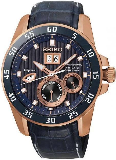 SNP064P1 - zegarek męski - duże 3