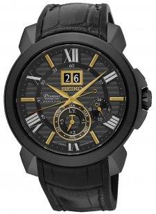 zegarek Novak Djokovic Kinetic Perpetual Seiko SNP145P1