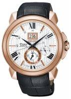 Zegarek męski Seiko premier SNP150P1 - duże 1