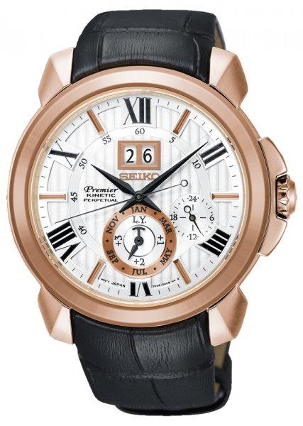 Zegarek Seiko SNP150P1 - duże 1