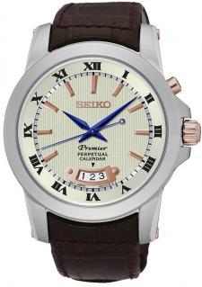 zegarek Perpetual Calendar Seiko SNQ150P1