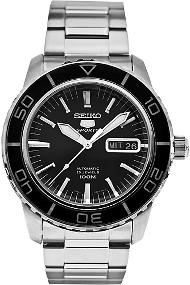 SNZH55K1-POWYSTAWOWY - zegarek męski - duże 3