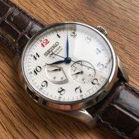 Zegarek męski Seiko presage SPB059J1 - duże 2