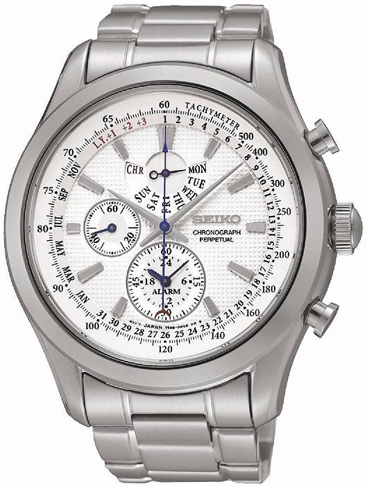 SPC123P1 - zegarek męski - duże 3