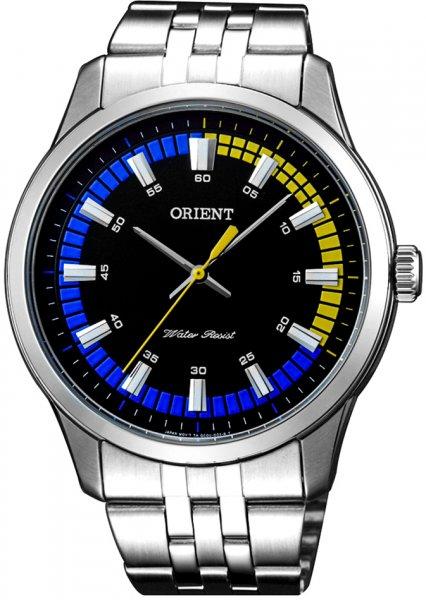 Zegarek męski Orient contemporary SQC0U005F0 - duże 1