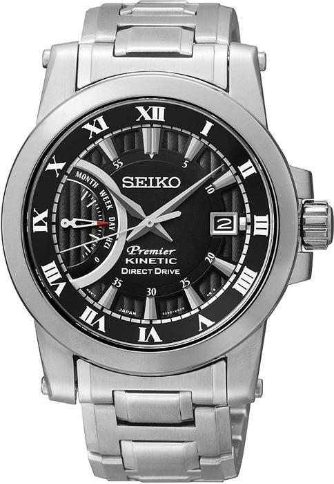 Zegarek Seiko SRG009P1 - duże 1