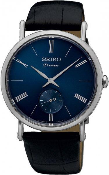 Seiko SRK037P1 Premier Premier Quartz Small Second