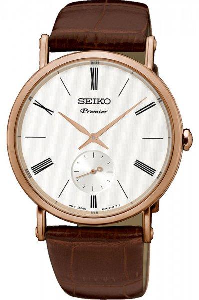 Zegarek Seiko SRK038P1 - duże 1