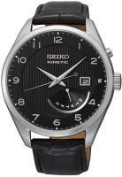 Zegarek męski Seiko kinetic SRN051P1 - duże 1