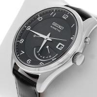 Zegarek męski Seiko kinetic SRN051P1 - duże 2