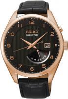 Zegarek męski Seiko kinetic SRN054P1 - duże 1