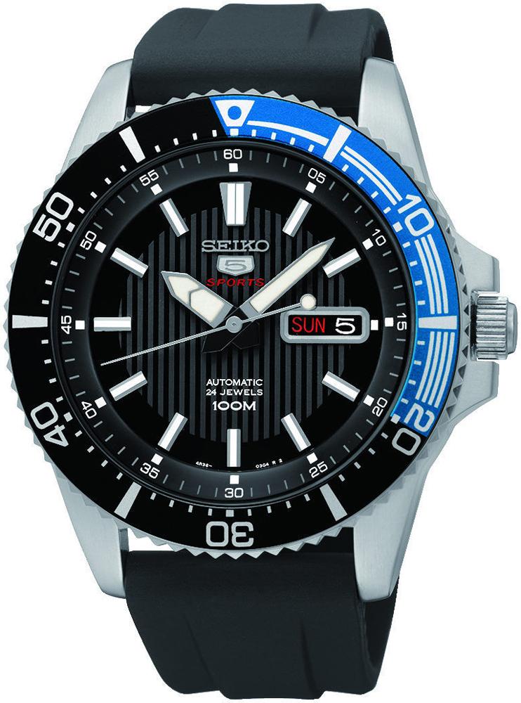 Zegarek Seiko SRP555K1 - duże 1