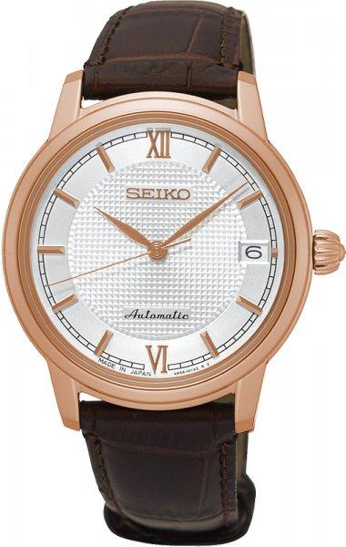 Zegarek Seiko SRP858J1 - duże 1