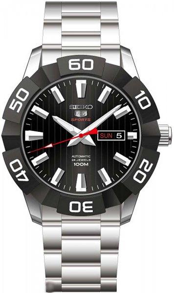 Zegarek Seiko SRPA55K1 - duże 1