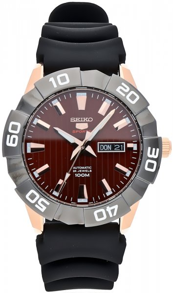 Zegarek Seiko SRPA58K1 - duże 1