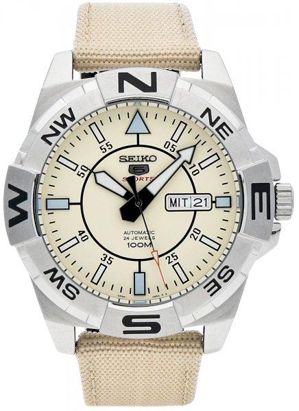 Zegarek Seiko SRPA67K1 - duże 1