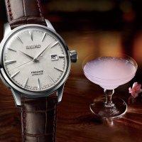 Zegarek męski Seiko presage SRPC03J1 - duże 2