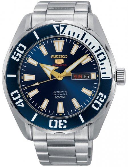 SRPC51K1 - zegarek męski - duże 3
