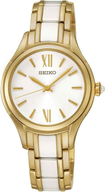 Zegarek Seiko SRZ398P1 - duże 1