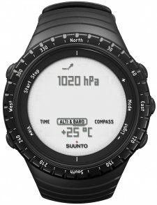 zegarek Suunto Core Regular Black Suunto SS014809000