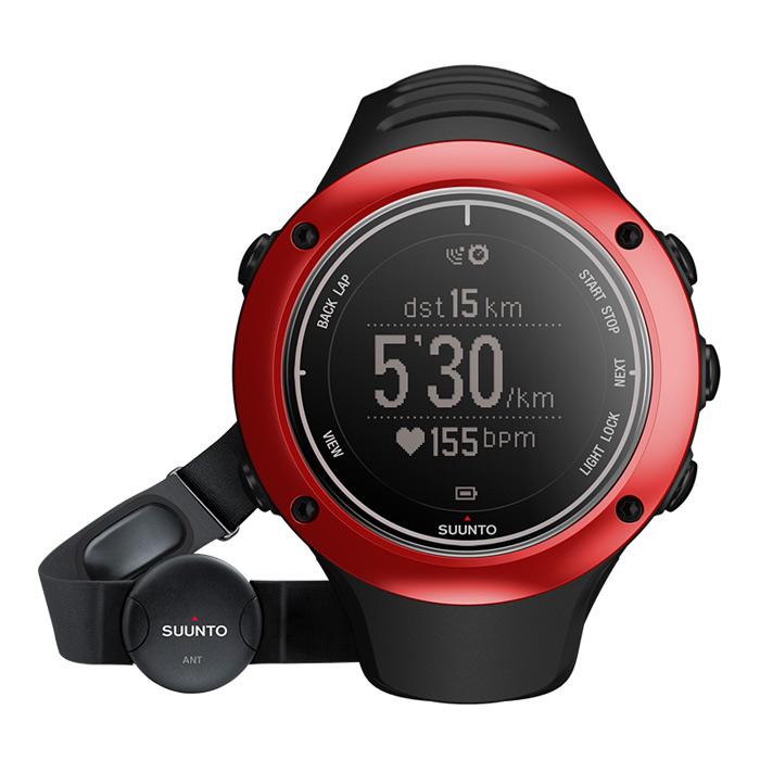 Zegarek męski Suunto ambit3 SS019209000 - duże 1