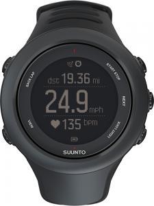 zegarek Suunto Ambit3 Sport Black (HR) Suunto SS020678000