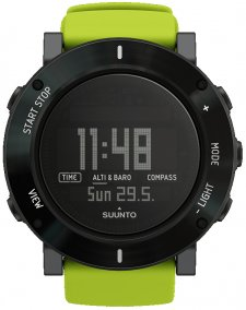 zegarek Suunto Core Lime Crush Suunto SS020693000