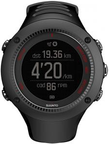 zegarek Suunto Ambit3 Run Black (HR) Suunto SS021257000