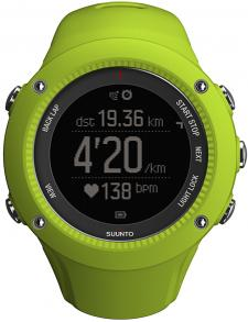 zegarek Suunto Ambit3 Run Lime (HR) Suunto SS021261000