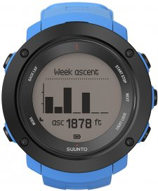 zegarek Ambit3 Vertical Blue HR Suunto SS021968000