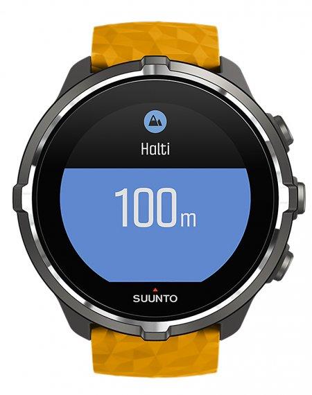 Suunto SS050000000 Spartan Suunto Spartan Sport Wrist HR Baro Amber