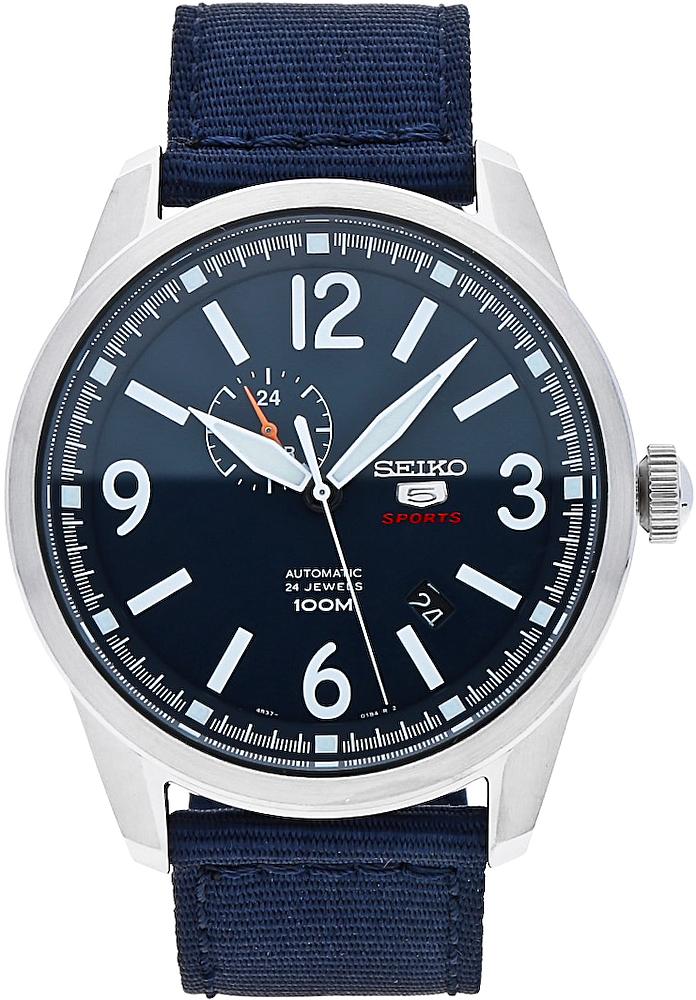 Zegarek Seiko SSA301K1 - duże 1