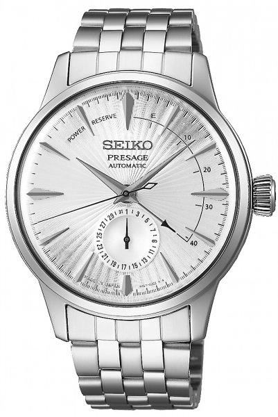 Zegarek Seiko SSA341J1 - duże 1