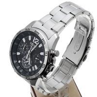 Zegarek męski Seiko chronograph SSB125P1 - duże 3