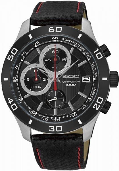 SSB193P1 - zegarek męski - duże 3