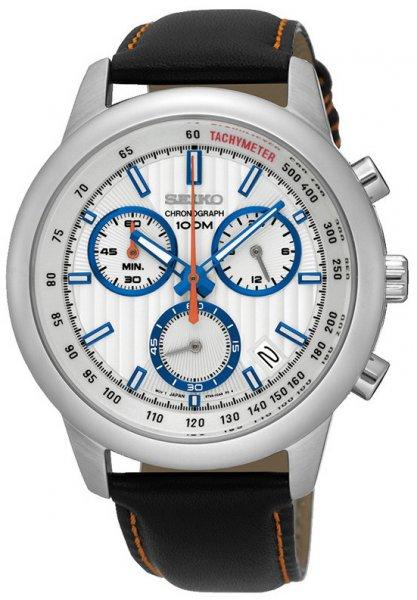 Zegarek Seiko SSB209P1 - duże 1