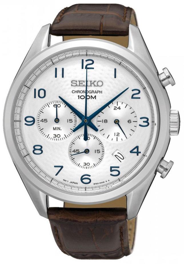 Zegarek Seiko SSB229P1 - duże 1