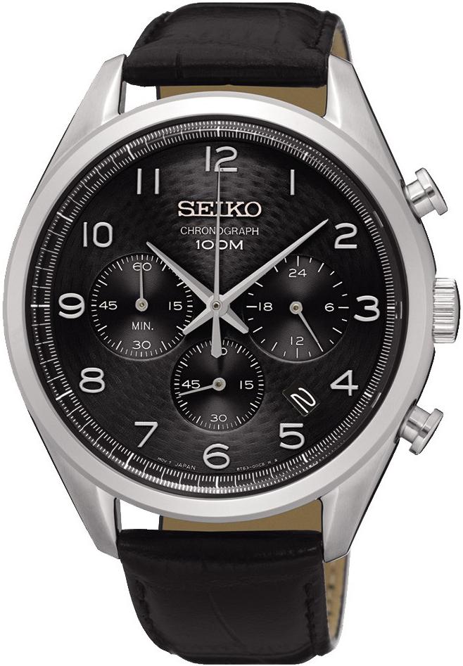 Zegarek Seiko SSB231P1 - duże 1