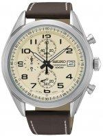 Zegarek męski Seiko chronograph SSB273P1 - duże 1