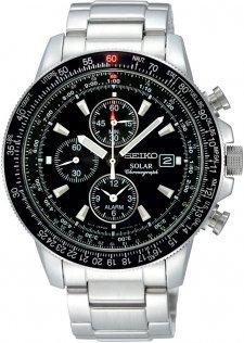 Zegarek męski Seiko Solar SSC009P1 - zdjęcie 1