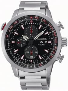 Zegarek męski Seiko Solar SSC349P1 - zdjęcie 1