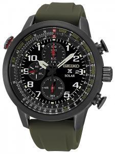 Zegarek męski Seiko Solar SSC353P1 - zdjęcie 1