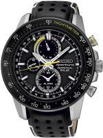 Zegarek męski Seiko sportura SSC361P1 - duże 1
