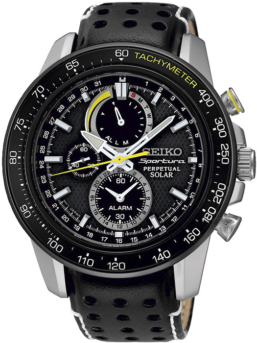 SSC361P1 - zegarek męski - duże 3