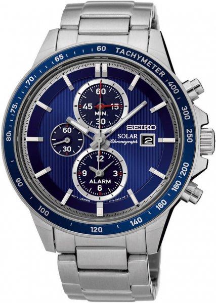 SSC431P1 - zegarek męski - duże 3