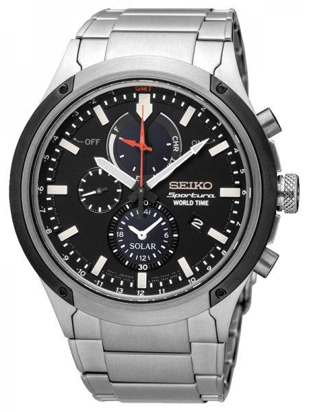 SSC479P1 - zegarek męski - duże 3